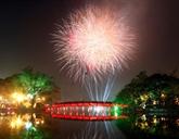 Une série d'activités pour saluer le Nouvel An 2021 à Hanoï