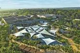 Accueillir 2021 à la station thermale de luxe de Binh Châu