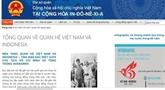 Le Vietnam félicite l'Indonésie pour les 65 ans de leurs relations diplomatiques