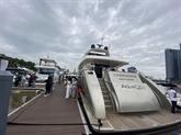 Exposition de yachts 2021 à Hô Chi Minh-Ville