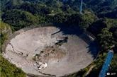 Le site d'Arecibo ne fermera pas après l'effondrement du télescope