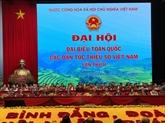 La grande fête des 54 ethnies sœurs à Hanoï