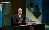 Le président de l'Assemblée générale de l'ONU appelle au multilatéralisme