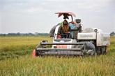 Le Vietnam s'emploie à assurer la sécurité alimentaire