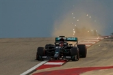 GP de Sakhir de F1 : Russell devant pour sa 1re journée avec Mercedes