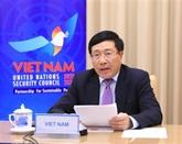 Pham Binh Minh au débat sur la coopération ONU - Union africaine