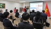 Le Japon soutient des étudiants vietnamiens touchés par la pandémie de COVID-19