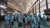 Rapatriement de près de 280 citoyens vietnamiens d'Arabie saoudite
