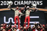 WRC/Rallye de Monza : Ogier trace sa route avec un septième titre