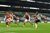 Angleterre : Tottenham reprend les commandes, Liverpool et Leicester s'accrochent