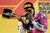 F1 : 1re victoire pour Sergio Pérez, 1er podium pour Esteban Ocon à Bahreïn