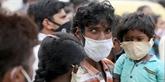 Inde : 36.011 nouveaux cas en 24h, plus de 9 millions au total