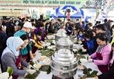 Festival gastronomique international à Hanoï