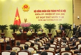 Le Conseil populaire de Hanoï tient sa 18e réunion