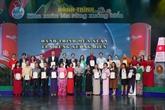 Vietjet a activement contribué au Fonds de bourses d'études Vu A Dinh
