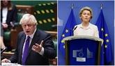 Johnson à Bruxelles pour tenter de débloquer la négociation