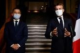 Police : Macron décide un