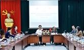 Table ronde sur le partenariat stratégique Vietnam - Philippines