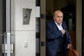 FIFA : Blatter entendu dans l'enquête visant Infantino