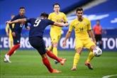 Qualif Mondial-2022 : les Bleus débutent contre l'Ukraine le 24 mars