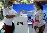 Les Indonésiens votent malgré les craintes d'une accélération de l'épidémie