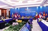 Réunion des ministres de la Défense de l'ASEAN