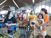 Rapatriement de plus de 240 citoyens vietnamiens bloqués en Malaisie