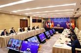 Le CLMV-10 souligne le renforcement de la connectivité régionale