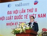 Consultation politique Vietnam - Mongolie au niveau de vice-ministre des AE