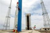L'Iran échoue à mettre sur orbite son satellite
