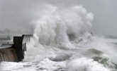 La tempête Ciara balaie le tiers Nord de la France