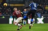 Italie : match à trois pour le titre, malgré Ibra