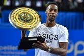 Tennis : premier titre depuis près d'un an pour Monfils à Montpellier