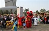 Présentation sur le Vietnam et ses habitants en Arabie Saoudite