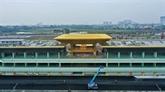 La piste de F1 Vietnam porte le nom de la capitale