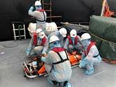 Dans le coma, un marin philippin secouru au large de Nha Trang