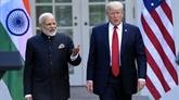 Trump se rendra en Inde les 24 et 25 février