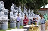 Kiên Giang accueille près de 820.000 touristes en janvier