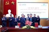 Un accord cadre de prêt indirect pour développer les petites et moyennes entreprises