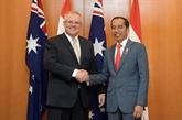 L'Australie et l'Indonésie s'apprêtent à mettre en œuvre un accord commercial