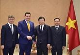 Le gouvernement encourage les investisseurs étrangers à participer aux projets énergétiques