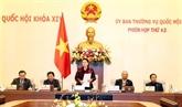 Clôture de la 42e session du Comité permanent de l'Assemblée nationale