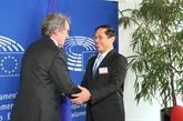 Le Vietnam souhaite promouvoir le partenariat avec l'UE