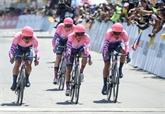Tour de Colombie : Jonathan Caicedo et Education First remportent la première étape