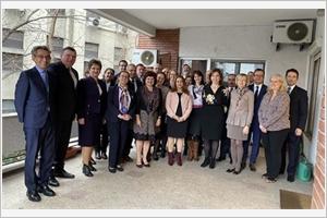 Réunion du Groupe des ambassades délégations institutions francophones en Roumanie