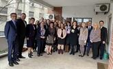 Réunion du Groupe des ambassades, délégations, institutions francophones en Roumanie
