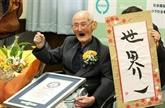 Un Japonais de 112 ans déclaré nouveau doyen masculin de l'humanité