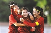 Football féminin : le rêve olympique à portée