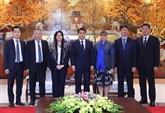 Le maire de Hanoi salue les 60 ans des relations Vietnam - Cuba