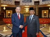 Le Vietnam et la Malaisie renforcent leur coopération dans la lutte anti-criminalité
